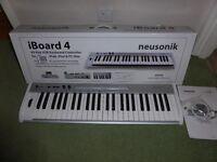 neusonic iBoard 4 Keyboard Controller for iPad