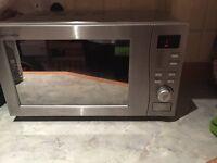 Russell Hobbs RHM2563 25L Stainless Steel Digital Microwave
