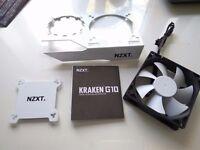 NZXT Kraken G10 GPU Adaptor to mount All-in-one Water CPU Coolers onto VGA Cards