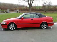 Saab car for sale stunning condition