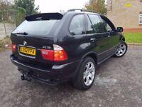 2003 BMW X5 3.0 i Sport 5dr Automatic @07445775115@