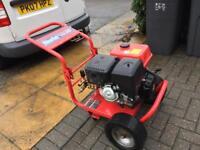 Clarke heavy duty power petrol washer