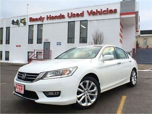 2013 Honda Accord Sedan Touring - Navigation - Leather - Sunroof