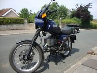 MZ ETZ125 for sale
