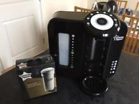 Tommee Tippee Perfect Prep Machine Black with BRAND NEW Filter