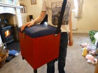 Childs Fishing Seat box - Brand New