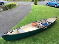 Pelican Explorer DLX 3 Person Canoe