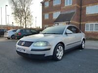 VW PASSAT 1.9 TDI 6+1 Speed 131BHP Full Power £699