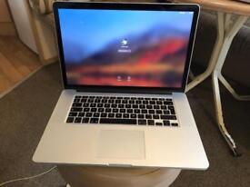 Apple MacBook Pro Retina Mid 2012