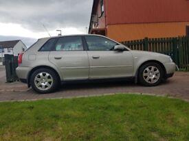 Audi A3 1.9tdi 2001 £600