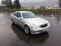 Mercedes e 320 cdi 2003 newer style