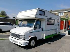 Talbot express camper campervan motorhome