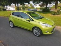 2011 '11' Ford Fiesta 1.4 Titanium 'Bluetooth' Genuine 67k FSH Mot February 2019