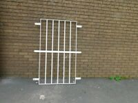 Wrought Iron Security Grills ( ? possible gates)