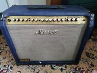 Electric guitar, Flight case and Amplifier