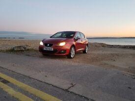 Seat Ibiza FR 2.0 Tdi 2012 Dakota Red