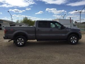 2011 Ford F-150 4WD SuperCrew  FX4 LEATHER