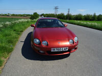 Toyota Celica ST 1997 for sale with MOT