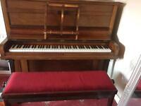 Regent 1920's vintage piano