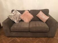 DFS sofa grey 🖤