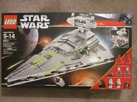 NEW rare LEGO 6211 star wars STAR DESTROYER retired set