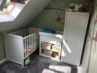 3 piece nursery set (Mamas & Papas)