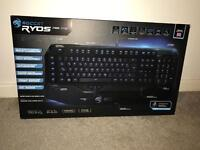 ROCCAT RYOS MK FX MECHANICAL GAMING KEYBOARD