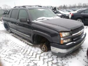2005 Chevy Avalanche just in for parts at Pic N Save!