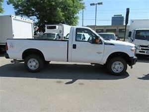 2015 Ford F-250 Reg Cab 4x4 diesel long box