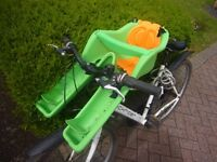 Bicycle T-seat
