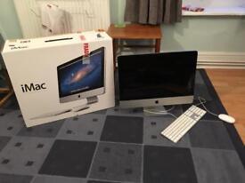 2011 21.5 inch iMac