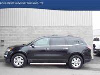 2014 Chevrolet Traverse LT AWD GROUPE REMORQUAGE MARCHE PIEDS