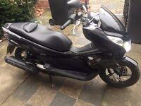 Honda PCX 125 2014 Black (Model WW 125-D)