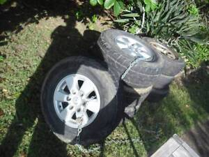 Toyota Hilux 15 inch alloy rims Torquay Fraser Coast Preview