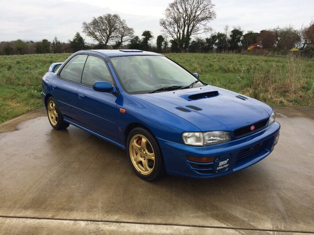 Subaru Wrx Sti For Sale >> Subaru Impreza Type RA V-Limited | in Portadown, County Armagh | Gumtree