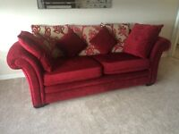 3 seater sofa, great condition.