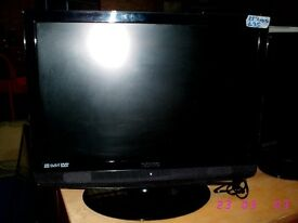 "TECHNIKA 22"" FREEVIEW LCD TV."