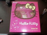 Hello Kitty set.