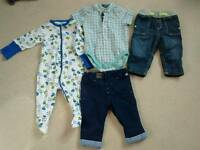 Quality Unworn 3-6 months clothes