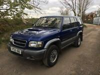 Isuzu Troper 3.0 Td LWB 7 seater 4x4 full mot air conditioning 1999 V