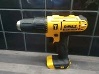 DeWALT DCD776 COMBI DRILL, 18V, XR, Li-ion BODY ONLY