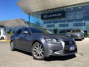 2013 Lexus GS 450h 1 Owner Nav Lthr Sroof BUcam