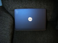 DELL Inspiron 1525 Laptop ( Excellent working Condition ) Matt Blue Top Cover
