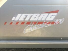 Jetbag roof box