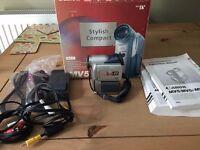 Canon mini video camera