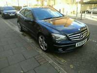 Mercedes CLC 220 Auto 2 door 2009