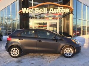2014 Kia Rio5 LX+ *LOW KM *BTOOTH *HTD SEATS *SAT RADIO