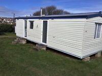 Newquay Static Caravan 7 nights family friendly 6 berth - 1st sep £250