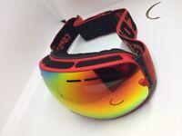 Brand new Ski Goggles For Snowboard Jet Snow - For Women Men Ladies Youth Teen - OTG Over Glasses