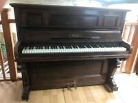 Haake upright piano - CAN DEIVER FRIDAY